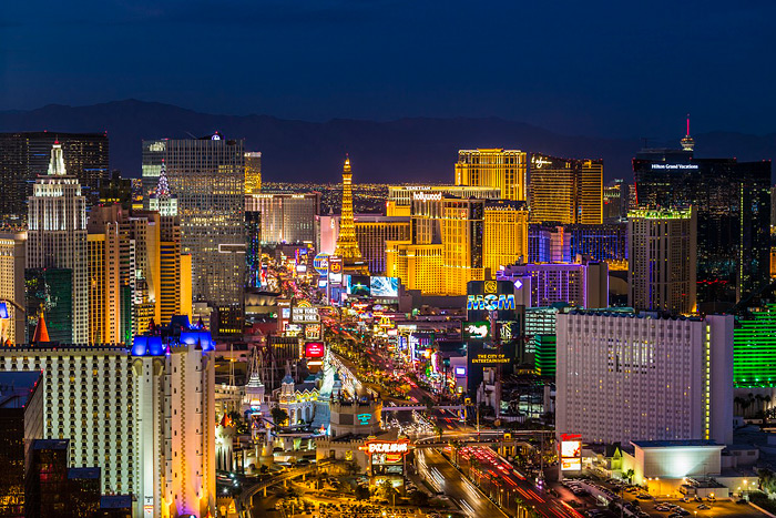 Las Vegas Vacation Packages Pleasant Holidays
