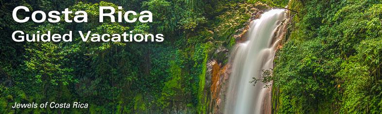 Costa Rica Escorted Tours - Costa Rica Vacations | Pleasant